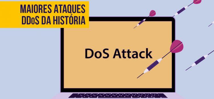 Maiores ataques DDoS da história foram registrados em apenas quatro dias de diferença