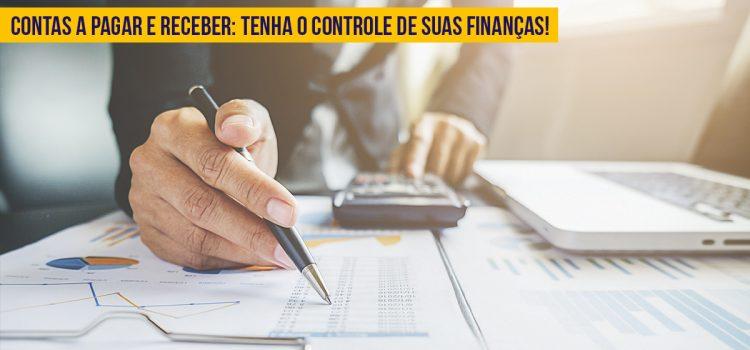 Contas a receber e a pagar: Controle suas contas