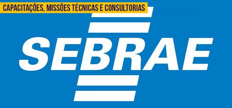 Sebrae: Capacitações, missões técnicas e consultorias