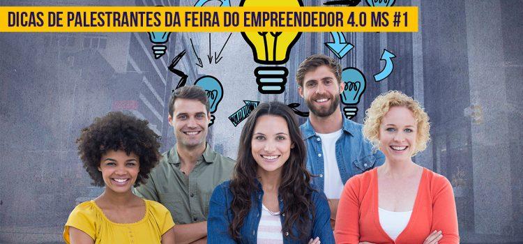 Dicas da Feira do Empreendedor 4.0 do Sebrae MS