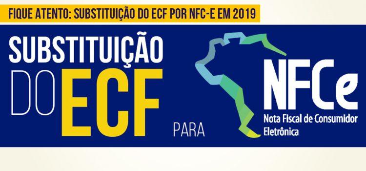 Substituição Do ECF Por NFC-E