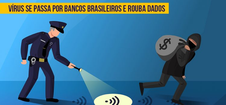 WannaHydra: vírus se passa por bancos brasileiros e rouba dados